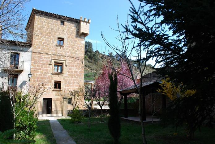 Torre de Ogern, Lleida