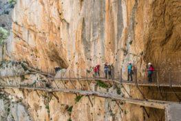 Todo lo que necesitas saber para recorrer el Caminito del Rey en Málaga