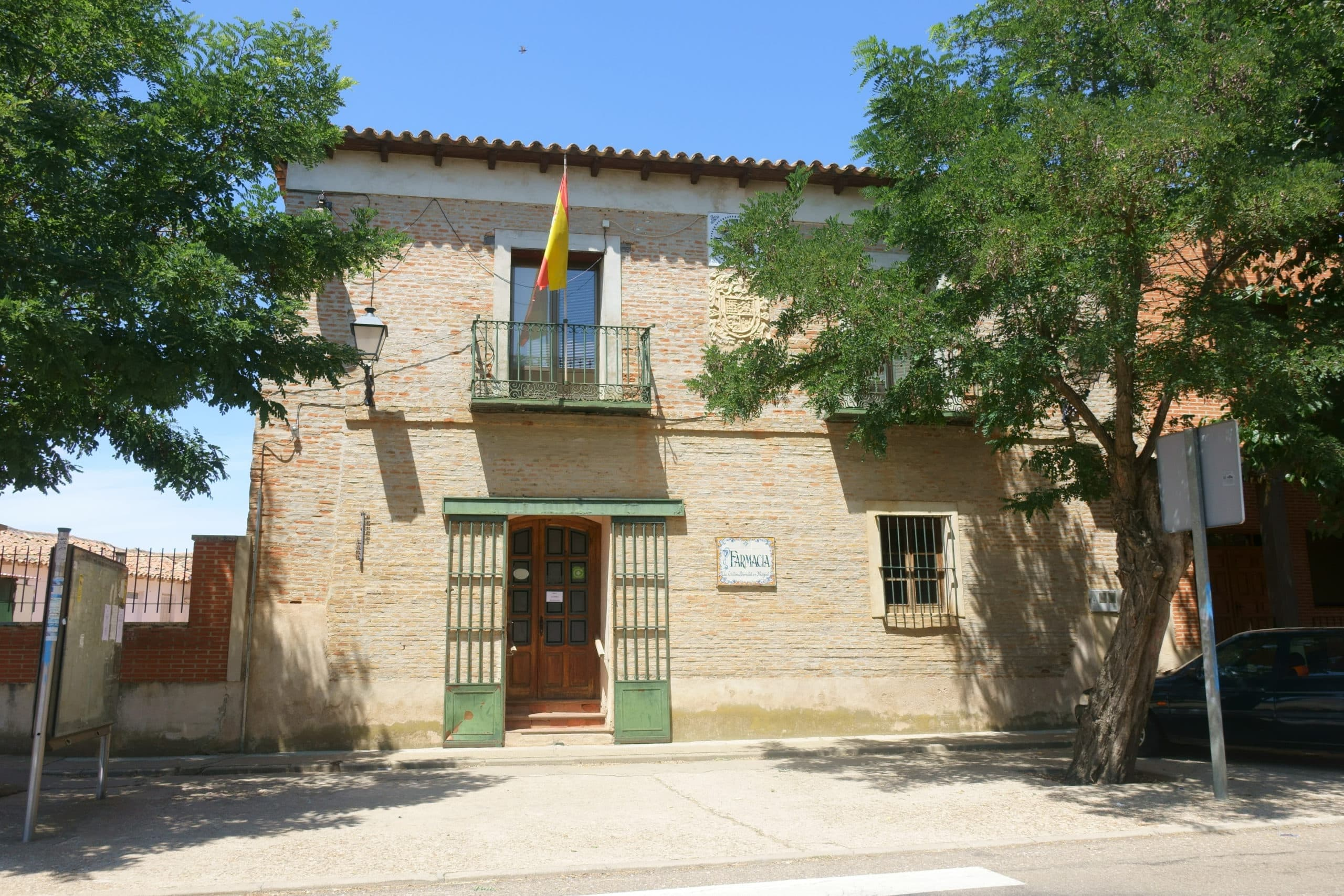 Ayuntamiento de Villafrechós, el origen de Jeff Bezos