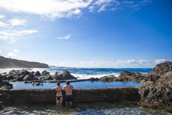 8 piscinas naturales de Tenerife, la isla de 'charco' en 'charco'