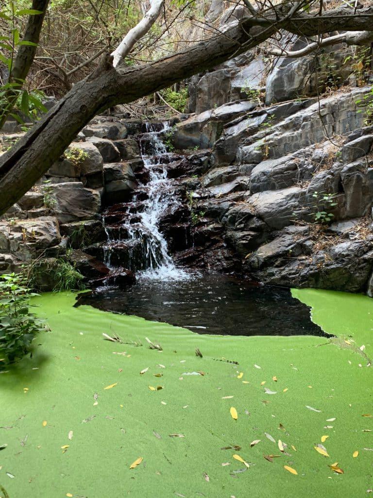 Cascada de Arure