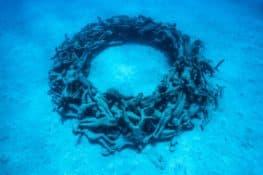 El mayor museo subacuático de Europa está en España y peligra su existencia