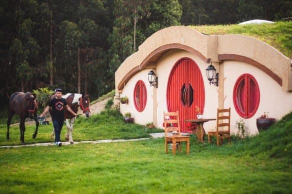 El Hobbiton de la Tierra Media está en Viveiro, Galicia