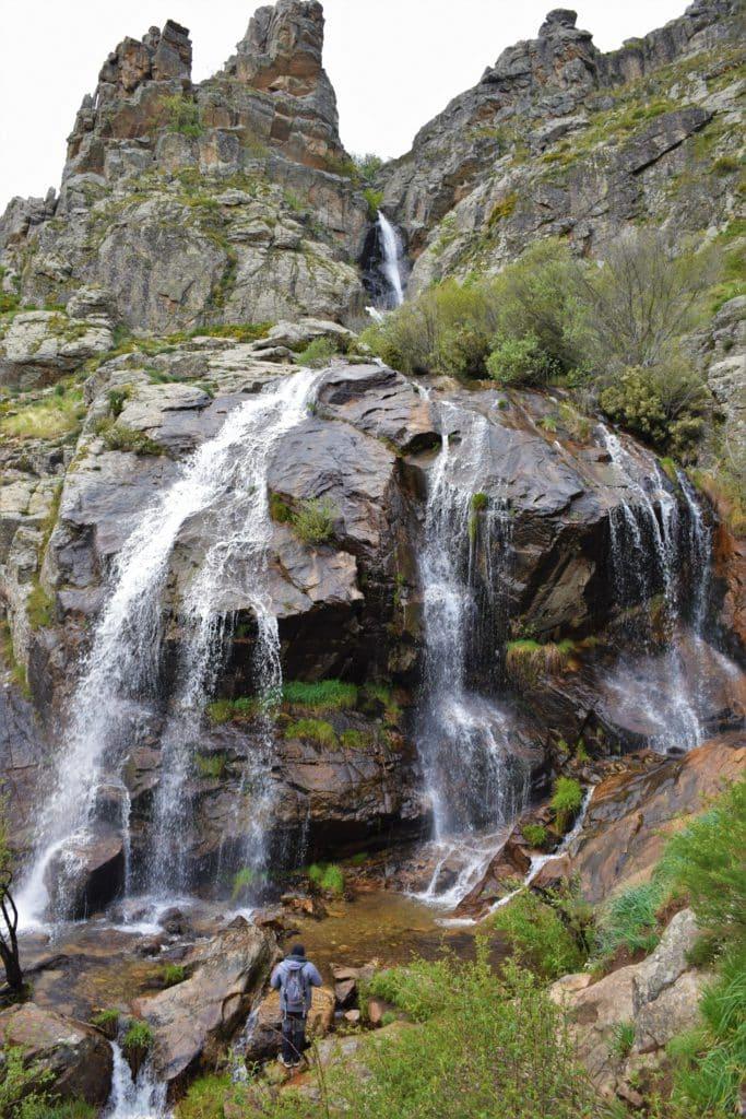 Cascada de Litueros