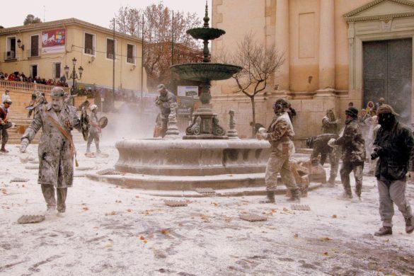 Pueblos de España que celebran el Día de los Santos Inocentes de manera peculiar