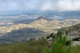 Subida al Pico de la Miel en La Cabrera