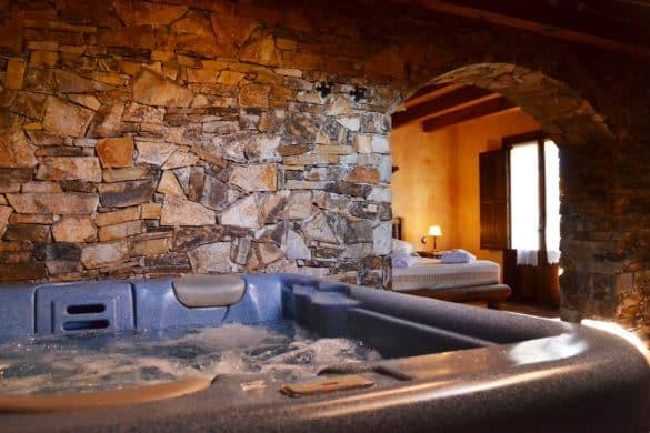 6 casas rurales con jacuzzi en la Sierra Norte de Madrid