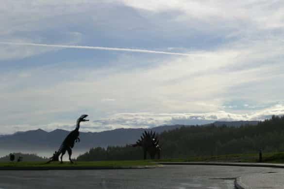 La Costa de los Dinosaurios: sigue la huella