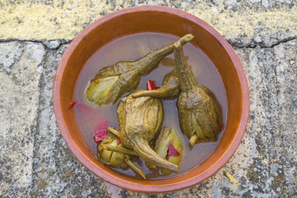 Berenjenas de Almagro / Eggplant of Almagro. Ciudad Real