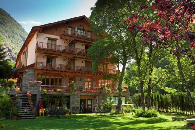 Hotel Rural Estanys Blaus