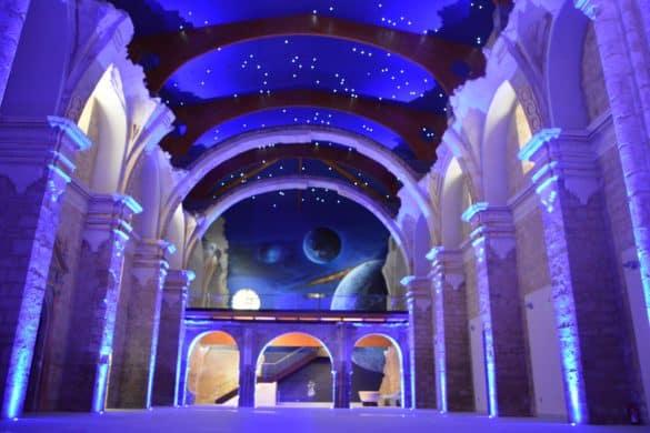 San Pedro Cultural, de iglesia románica a templo de la astronomía
