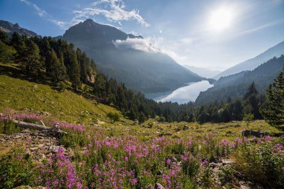 El Parque Nacional de Aigüestortes