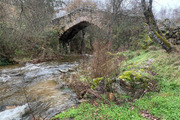 Ruta de los puentes medievales de Canencia