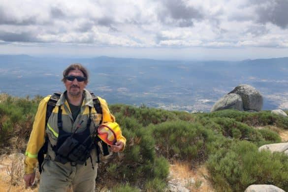 """España es un polvorín"", entrevista a Uncas, bombero forestal en las BRIF"