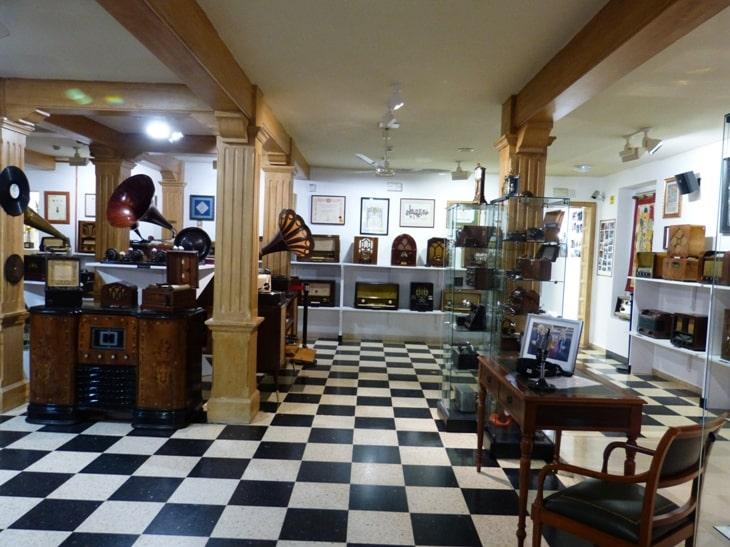 Museo de la radio Luis del Olmo