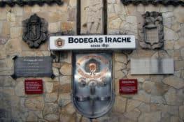 Una fuente de vino en mitad del Camino de Santiago