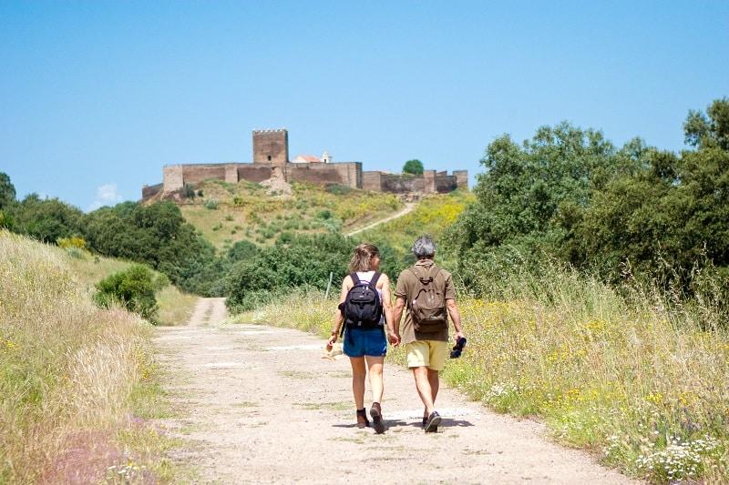 Ruta del corcho en Alentejo, Portugal