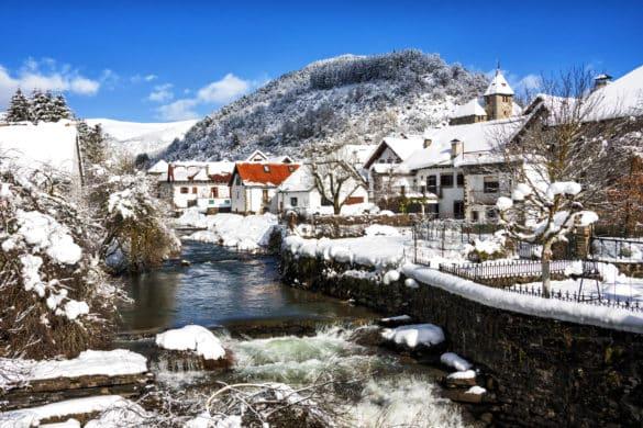 Las Navidades cierran el año en positivo en turismo rural