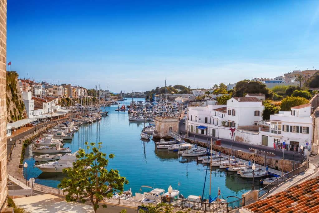 Menorca. Rissaga