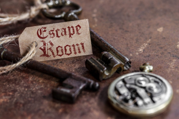 Casas rurales con escape room incorporado