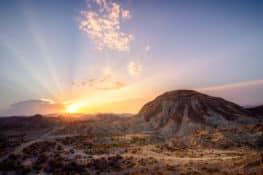 Desierto de Tabernas, el desierto de estilo western de Almería