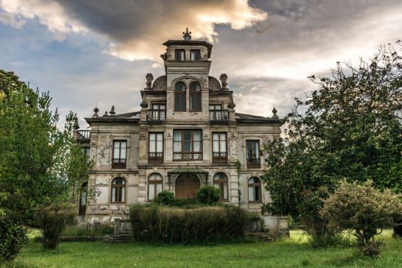 Asturias, escenario de ficción