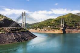 El embalse de Barrios de Luna: parada obligada entre Asturias y León