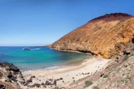 La Graciosa, la isla salvaje y sin asfalto de Canarias