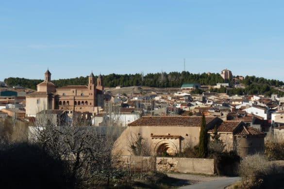 Azuara, el pueblo aragonés donde pudo haber caído un meteorito