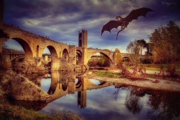 9 lugares dignos de Juego de Tronos en Girona