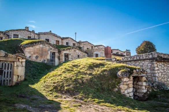 Moradillo de Roa, el pueblo con casi más bodegas que habitantes