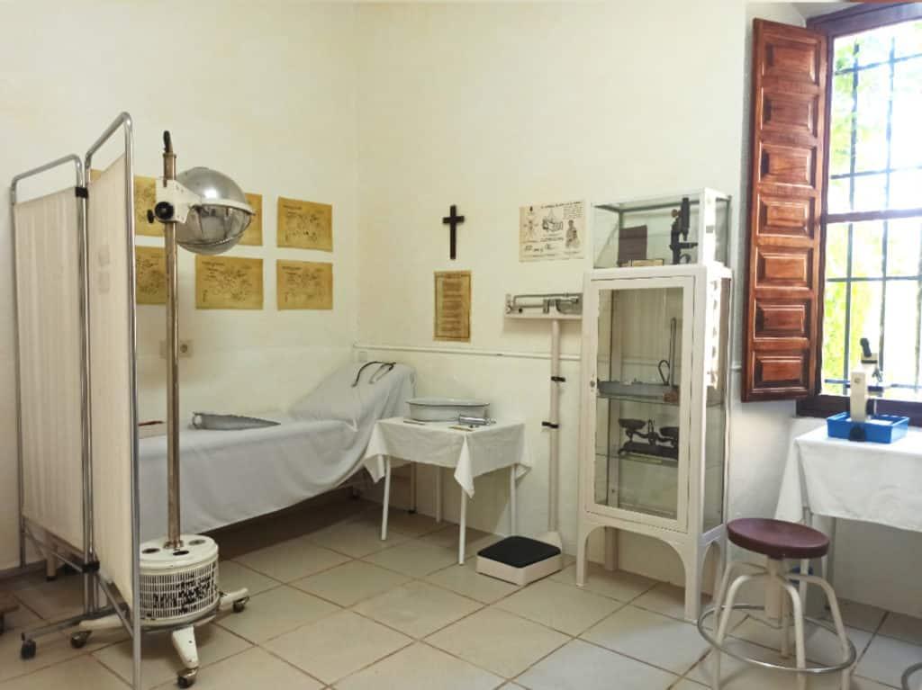 Centro de Interpretación del Paludismo de Losar de la Vera