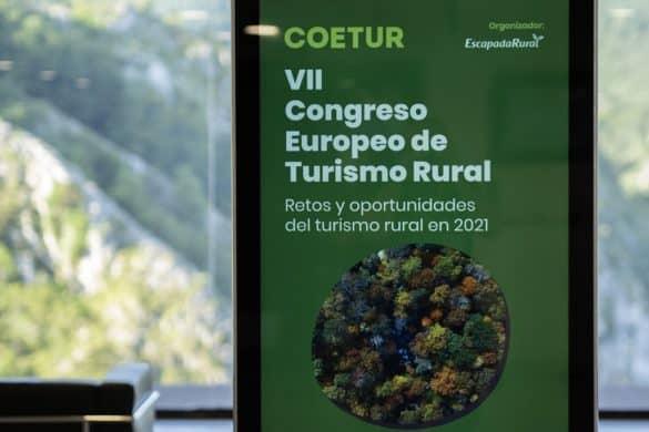 Coetur 2021: El turismo rural frente a los retos y oportunidades de la pandemia