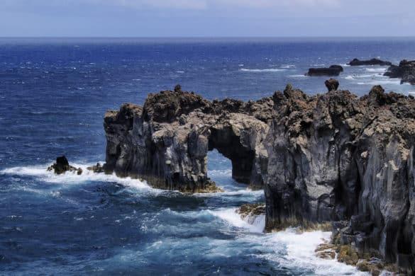 El Hierro, los atractivos de la isla que da nombre a la serie del momento