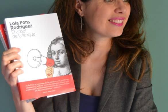Lola Pons: «La globalización lingüística afecta menos al mundo rural»