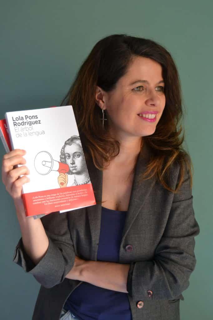 Lola Pons, historiadora de la lengua
