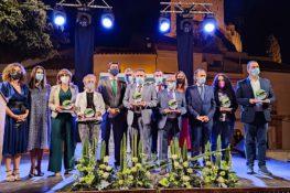 Así fue la gala de la Capital del Turismo Rural 2021