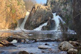 Cascadas del Hervidero: ruta sencilla en San Agustín de Guadalix (Madrid)