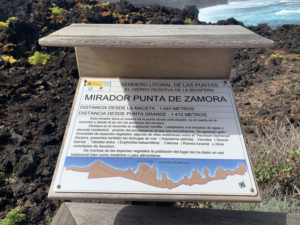 Por la costa de El Hierro: de La Maceta a Las Puntas
