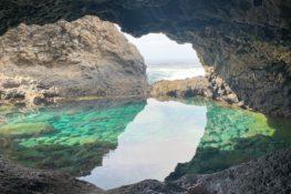 5 piscinas naturales preciosas de El Hierro