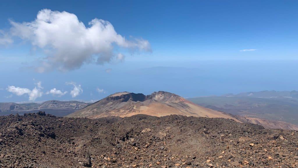 Ruta al Pico del Viejo. Senderismo en El Teide