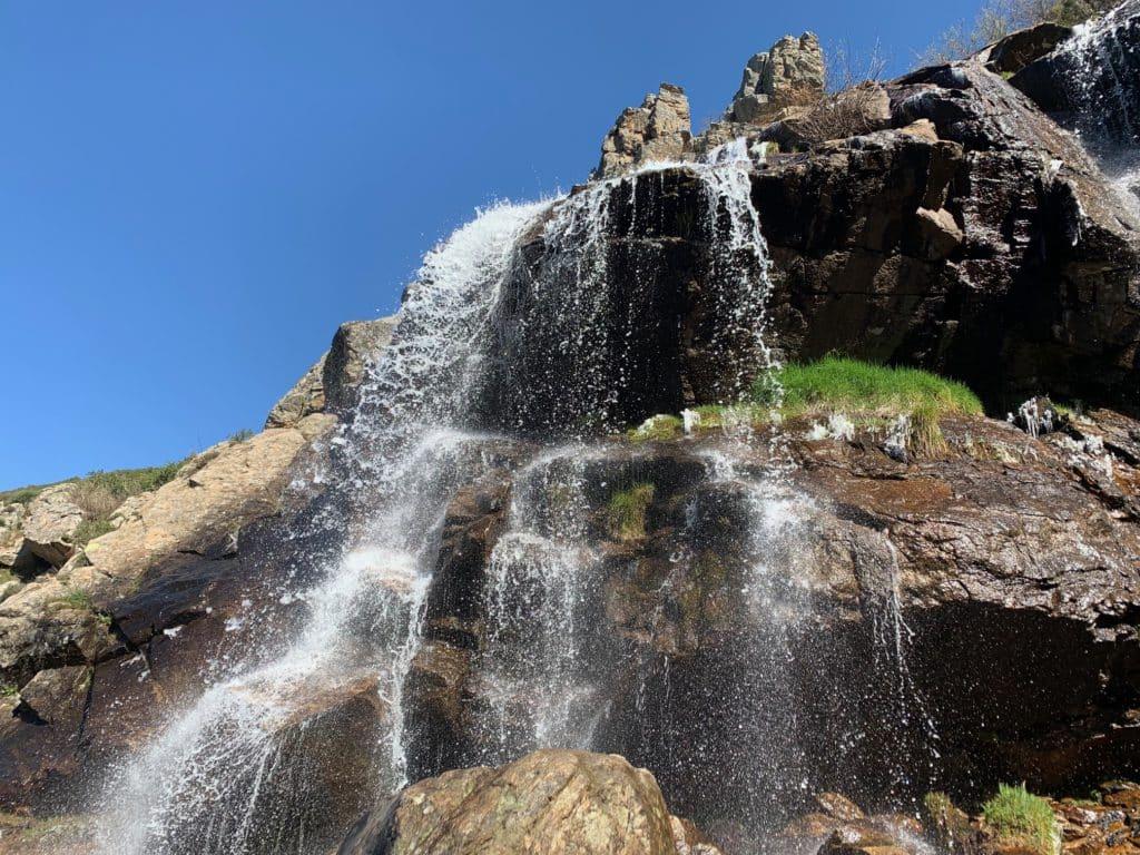 Cascada de Los Litueros