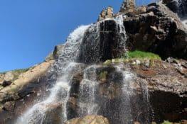 Ruta a la cascada de Los Litueros, la más alta de Madrid