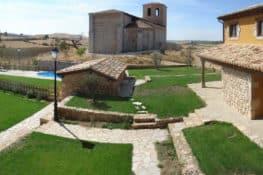 Pueblos vacíos reconvertidos al turismo rural