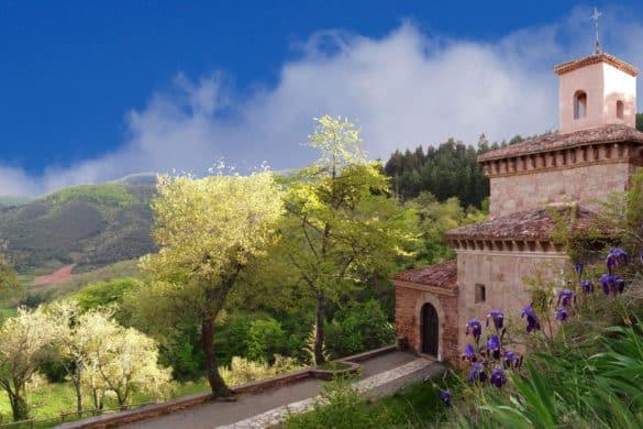 Donde el arte está enclaustrado: Ruta de los Monasterios de La Rioja