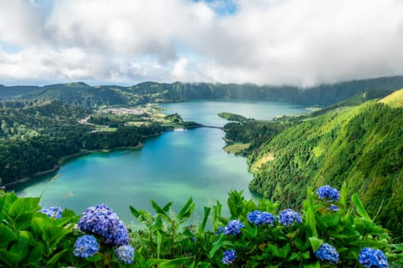 Islas Azores: tres paseos de puntillas sobre el infierno