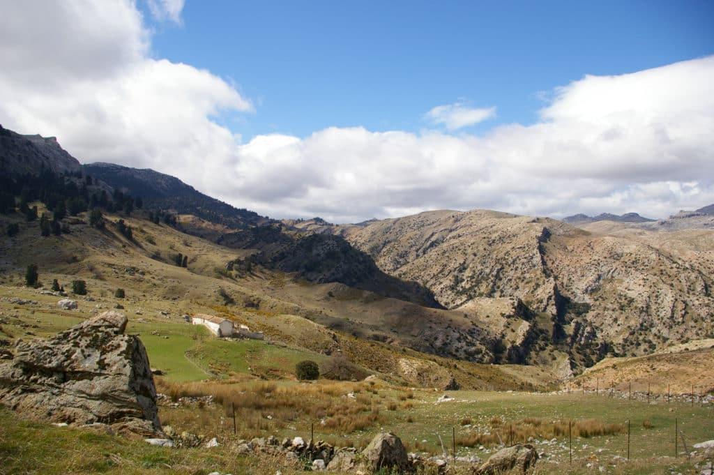 Parque Nacional de la Sierra de las Nieves, Málaga