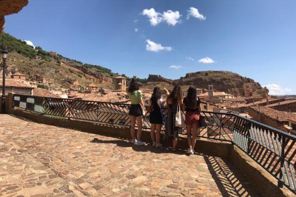 Erasmus rural: universitarios en un pueblo remoto de Zaragoza