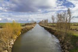 Viaje por el río recto de Castilla