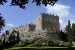 Castillo de Soutomaior: rural y muy científico